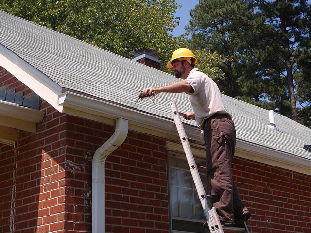 Roof Restoration - Gutter Maintenance